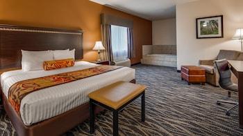 巴特爾格朗德貝斯特韋斯特普勒斯旅館及套房飯店 Best Western Plus Battle Ground Inn & Suites