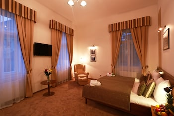 Hotel - Hotel U Svatého Jana