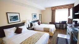 Efficiency, Room, 2 Queen Beds, Non Smoking, Kitchenette