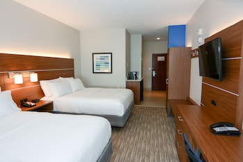 Holiday Inn Express & Suites New Boston - Guestroom  - #0