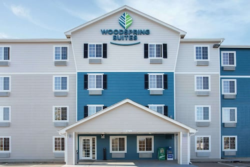 . WoodSpring Suites Charlotte Shelby