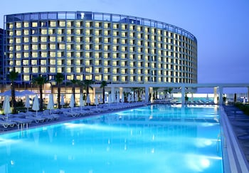 Hotel - Kervansaray Kundu Beach Hotel - All Inclusive