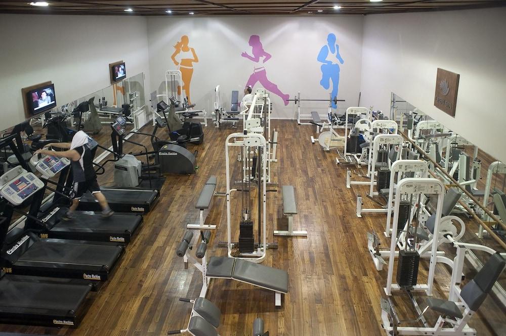 호텔 스파 리퍼브리카(Hotel Spa Republica) Hotel Image 20 - Gym