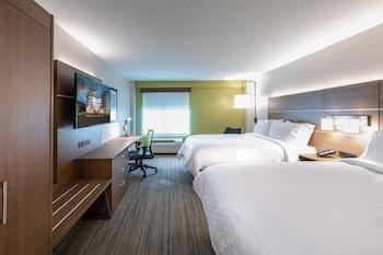 Room, 2 Queen Beds, Accessible, Non Smoking (Hearing, Bathtub)