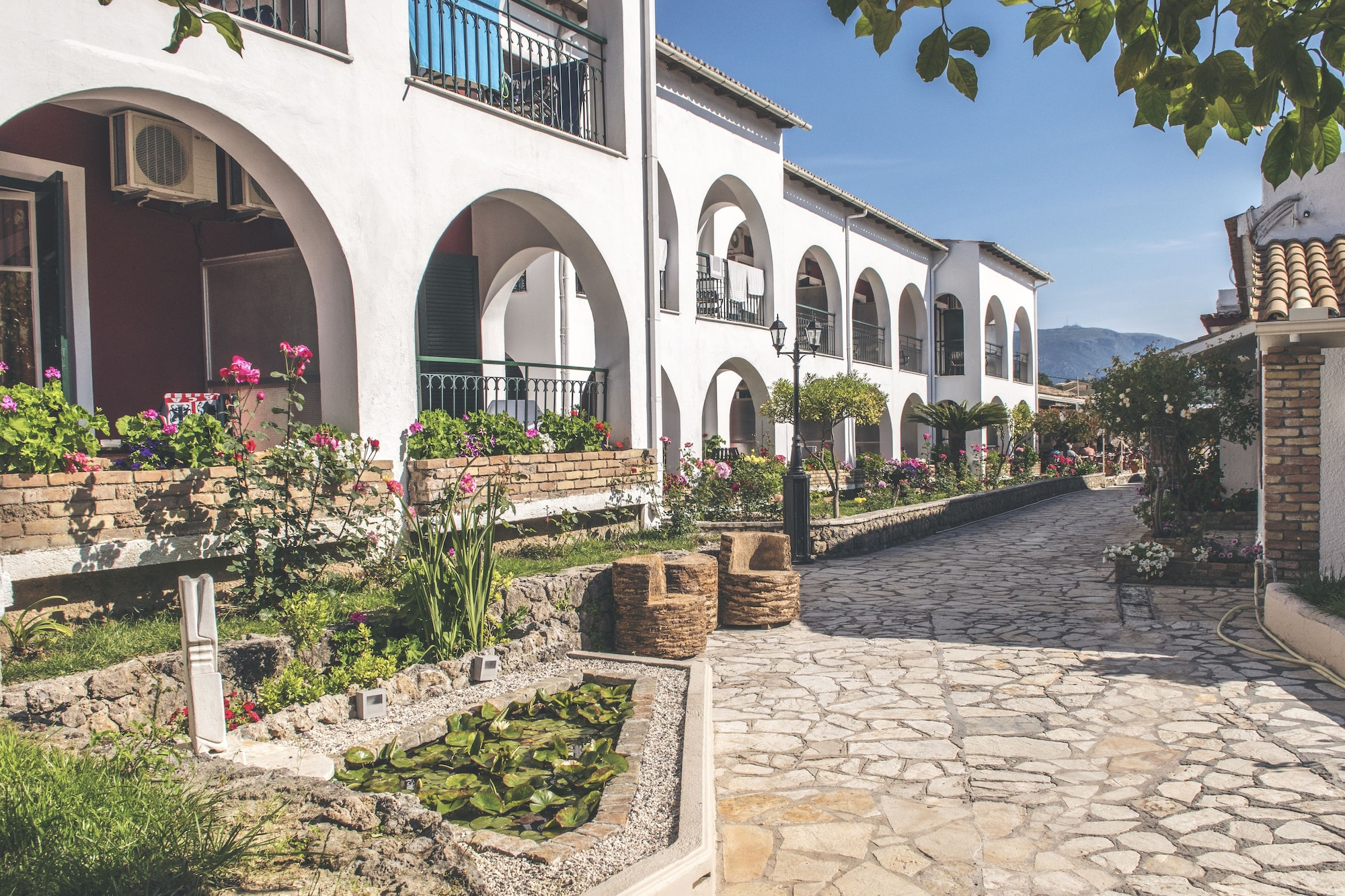 Iliada Beach Hotel, Ionian Islands