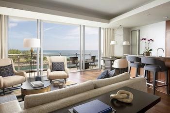 Suite, 1 Bedroom, Balcony, Partial Ocean View
