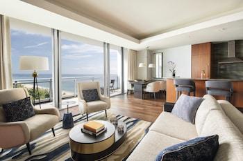 Suite, 1 Bedroom, Balcony, Oceanfront