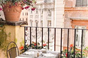 Hotel - Relais Fontana di Trevi