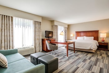 Hotel - Hampton Inn & Suites Westford-Chelmsford