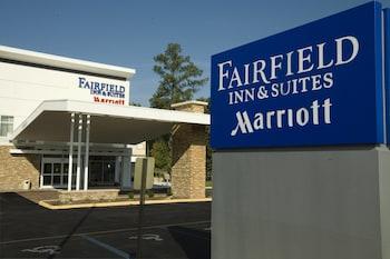 Exterior at Fairfield Inn & Suites by Marriott Chesapeake Suffolk in Chesapeake