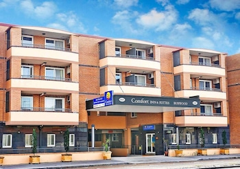 伯伍德凱富套房飯店 Comfort Inn & Suites Burwood