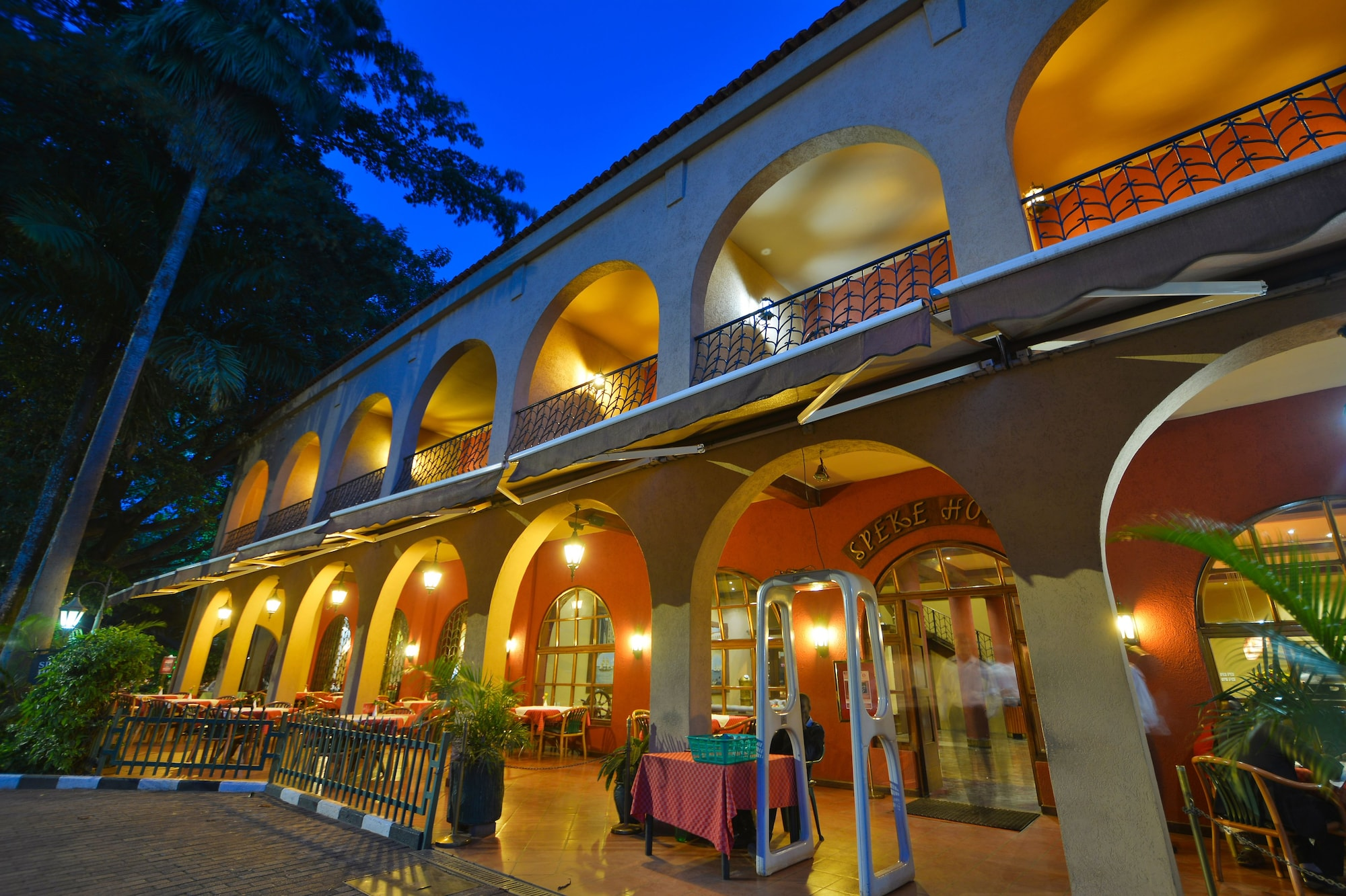 Speke Hotel, Kampala