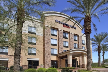 鳳凰城格蘭岱爾運動與娛樂區春季山丘套房飯店 Springhill Suites Phoenix Glendale Sports & Entertainment District