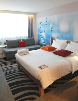 Executive Room, 1 Double Bed with Sofa bed