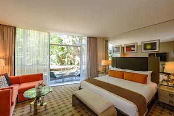 Premier Room, 1 Bedroom, Terrace, Garden View