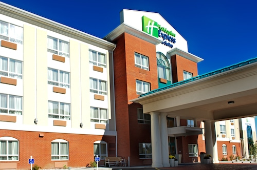. Holiday Inn Express Hotel & Suites Edson