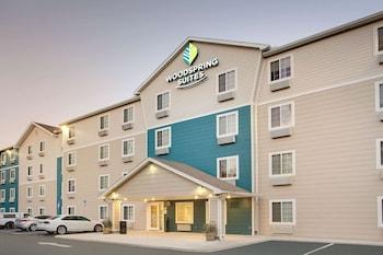 奧卡拉伍德斯普林套房飯店 WoodSpring Suites Ocala