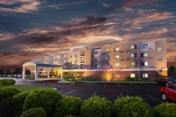 Hotel - Courtyard by Marriott Fayetteville