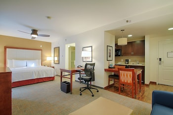 Studio, 1 King Bed, Accessible, Bathtub (Mobility & Hearing)