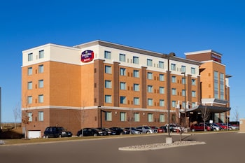 Hotel - SpringHill Suites Minneapolis-St Paul Airpt/Mall of America