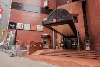 THE B KOBE Property Entrance