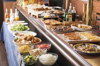THE B KOBE Breakfast buffet