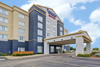 Hotel - Fairfield Inn & Suites by Marriott Guelph