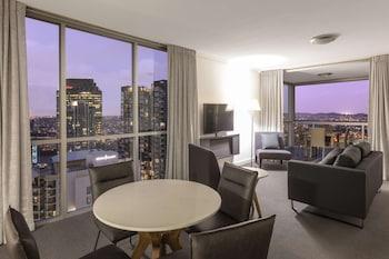 盛橡布里斯本節慶套房飯店 Oaks Brisbane Festival Suites