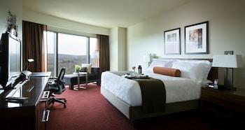 Non-Smoking Suite, 1 King Bed