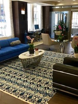 The Ellis Hotel - Lobby Sitting Area  - #0