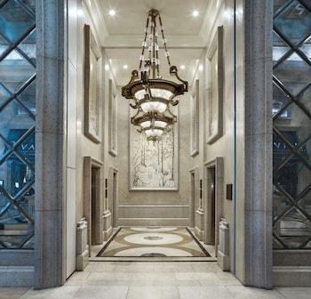 Lobby at The Palazzo at The Venetian in Las Vegas