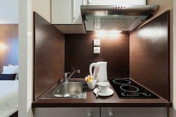 Ténéo Apparthotel Bordeaux-Bègles - In-Room Kitchenette  - #0