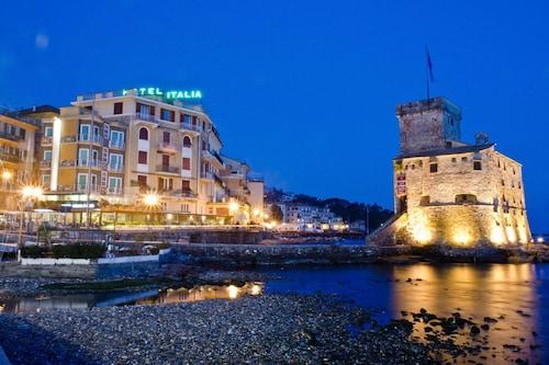 . Hotel Italia e Lido Rapallo