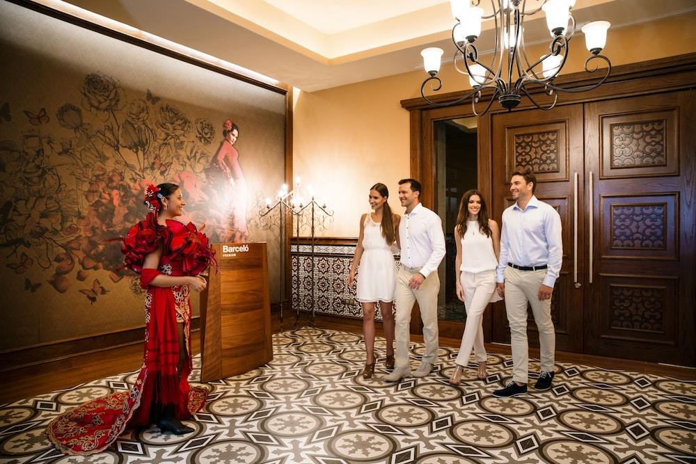 바르셀로 마야 카리브 - 올 인클루시브(Barceló Maya Caribe - All Inclusive) Hotel Image 51 - Restaurant