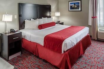 Guestroom at Best Western Plus Airport Inn & Suites in North Charleston