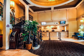 Lobby at Anderson Ocean Club and Spa by Oceana Resorts in Myrtle Beach