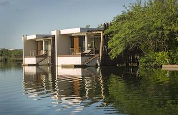 Deluxe Süit, Deniz Üstü (lagoon)