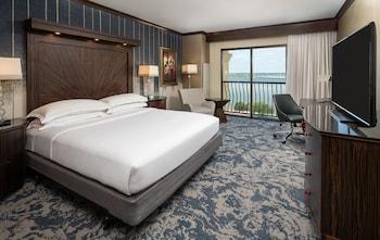 King Room, Tek Kişilik Oda, 1 En Büyük (king) Boy Yatak, Resort Manzaralı