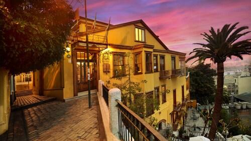 Gran Hotel Gervasoni, Valparaíso