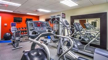 Hilton Garden Inn Phoenix North Happy Valley - Fitness Facility  - #0