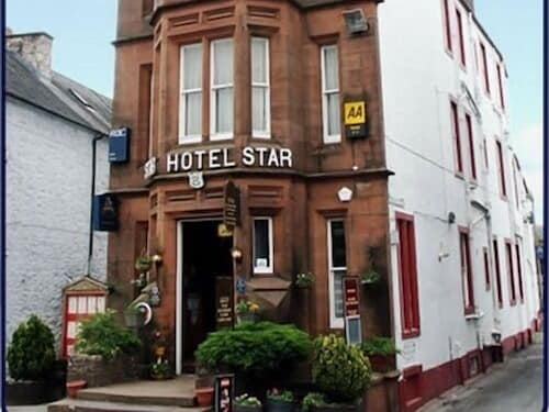 . The Famous Star Hotel