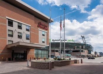 奧馬哈市中心恒庭套房飯店 Hampton Inn & Suites Omaha-Downtown