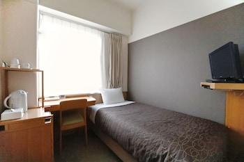 シングルルーム シングルベッド 1 台 禁煙|10㎡|東京グリーンホテル後楽園
