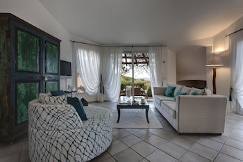 Deluxe Villa, 3 Bedrooms, Non Smoking, Sea View (Iris, 26 steps from the reception)