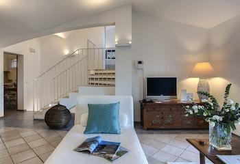 Comfort Villa, 2 Bedrooms, Patio, Sea View (Gardenia,100 steps from the reception)