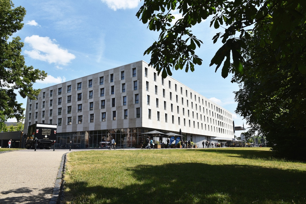 ウェルカム ホテル ダルムシュタット