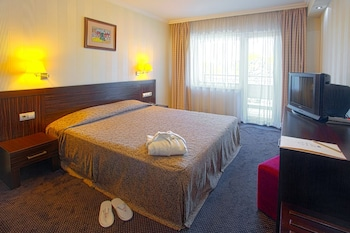 Standard Room (Free room upgrade upon availability)