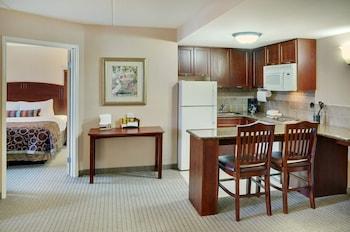 Süit, 1 Yatak Odası, Engellilere Uygun, Mutfak (roll-ın Shower)
