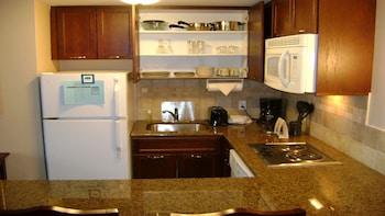 Standard Suite, Kitchen