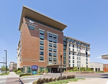 奧馬哈市區希爾頓欣庭飯店 Homewood Suites by Hilton Omaha Downtown